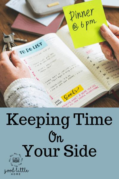 Keeping Time