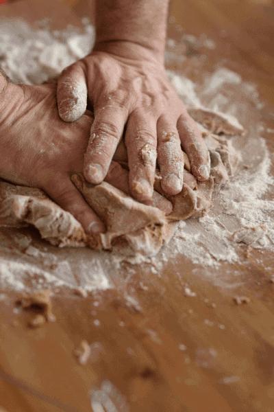 December baking