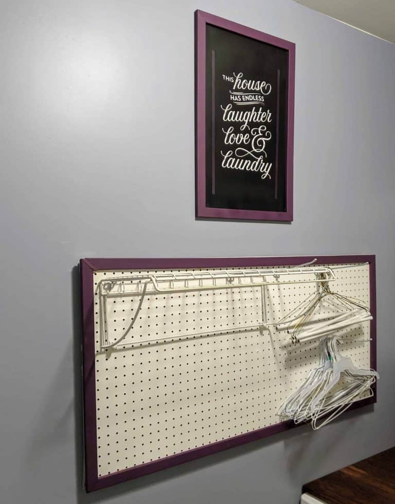 Pegboard An Easy DIY for Organizing Everything