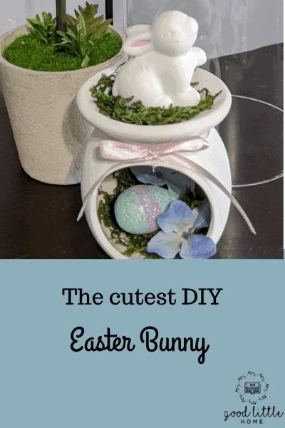 DIY Easter Bunny 2 (4)
