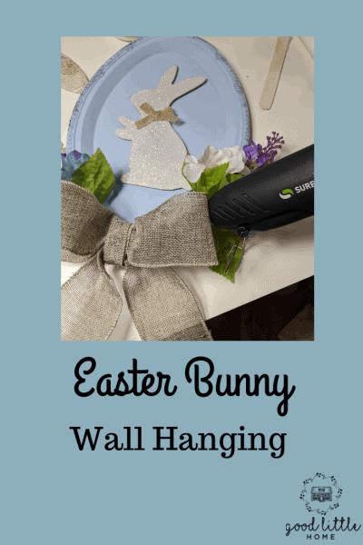 Easter Bunny wall 2