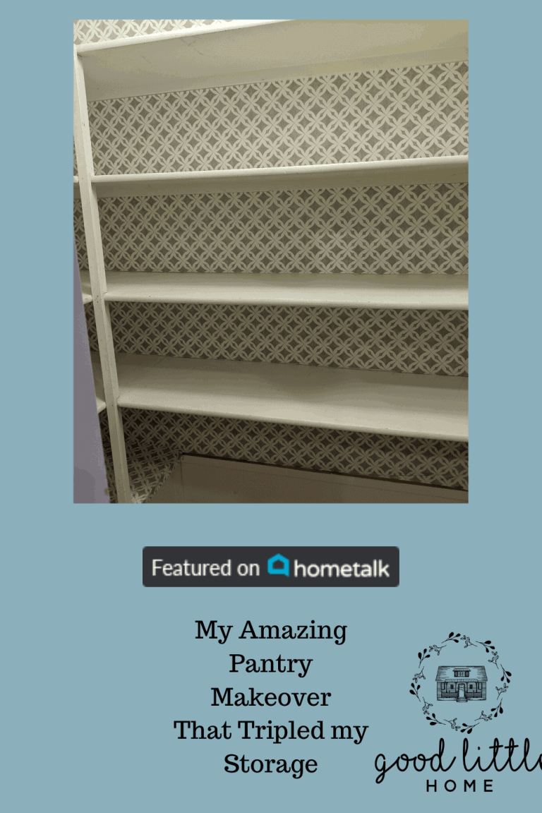 My Amazing Pantry Makeover That Tripled My Storage