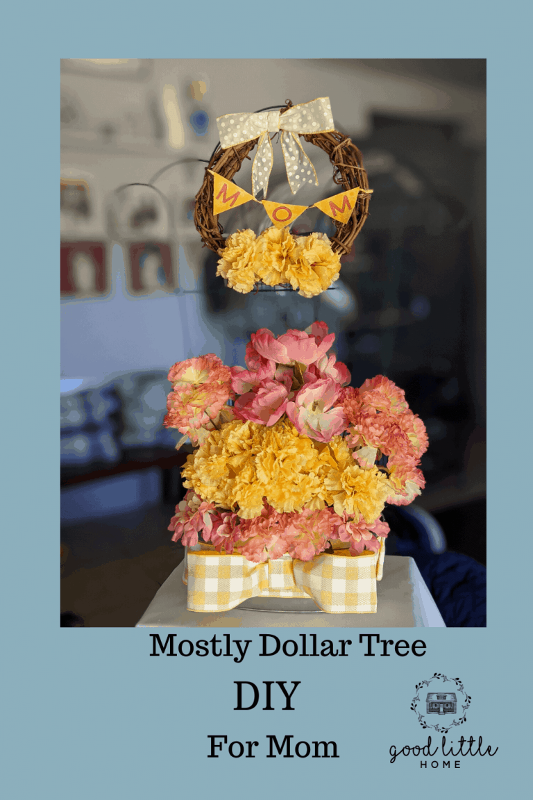 Mother's Day Table Decoration Mom will Really Love in 7 Simple Steps