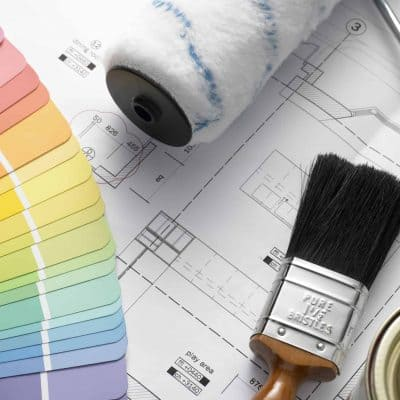 Decorating Equipment On House Plans